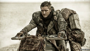 Tom Hardy as Max Rockatansky in Fury Road