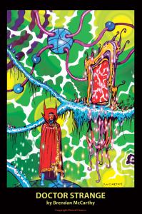 Doctor-Strange-pinup-2014