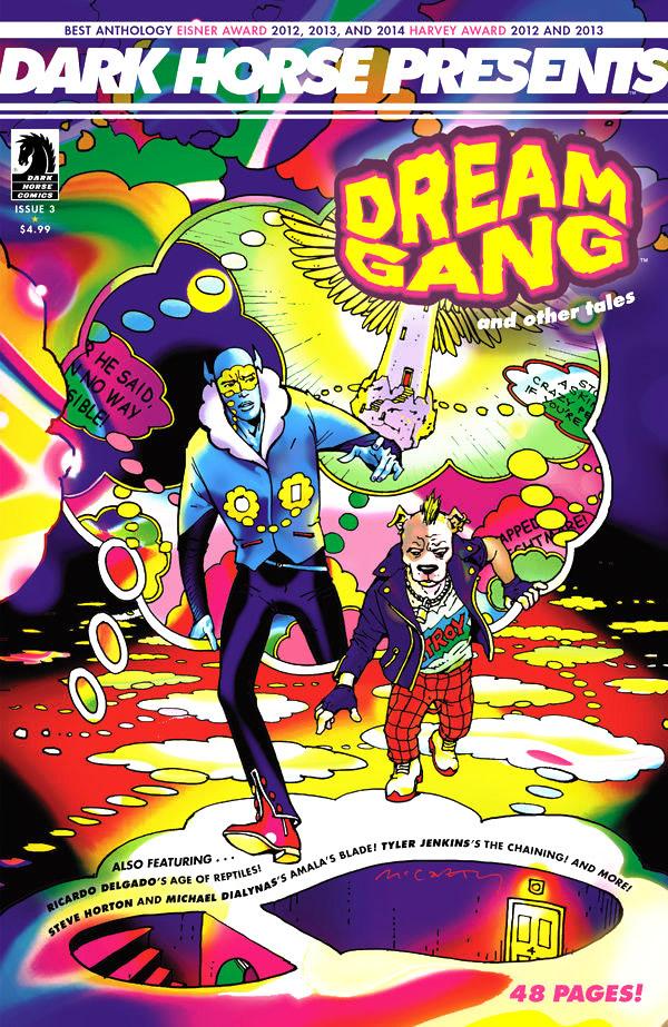 Dream gang DHP cover printed
