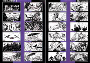 HIGHLANDER-storyboards