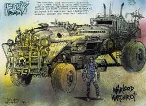MMFR chariot