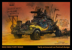 MMFR early design hotrod
