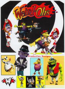 WEIRDOHS 2