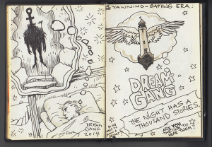 sketchbook 2014 DG