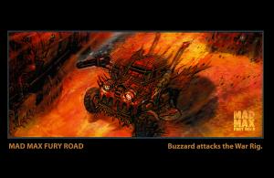MMFR Buzzard war rig