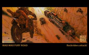 MMFR rockrider attack